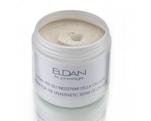 Eldan Cream for the unaesthetic sings of cellulite