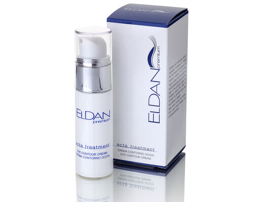 ECTA treatment eye contour cream