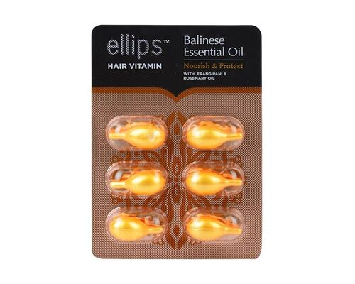 Ellips Nourish and Protect Balinese Essential oil 6 caps