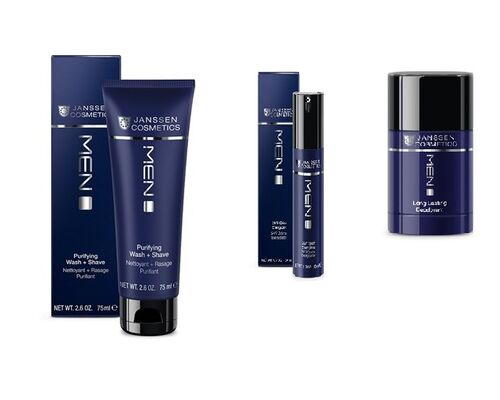 MEN Set Cleansing and care