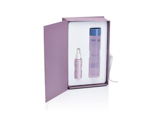 Подарочный набор ROSEE (Лосьон тонизирующий очищающий Розовая вода + Масло восстанавливающее