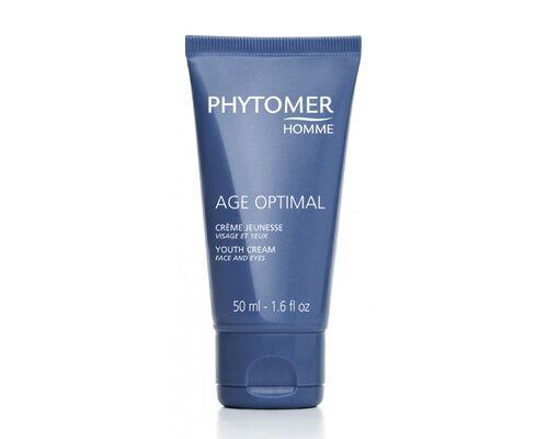 Омолаживающий крем для лица и глаз  50 мл / AGE OPTIMAL YOUTH CREAM FACE AND EYES