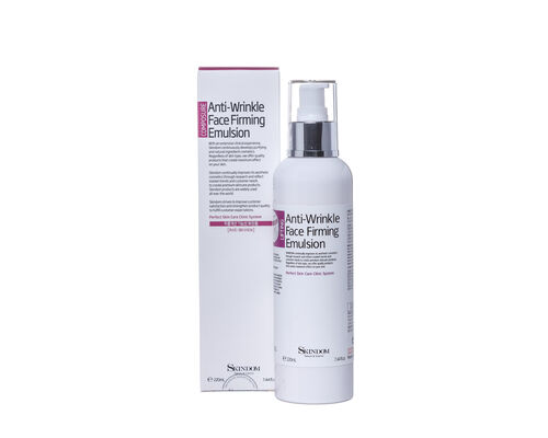 ANTI WRINKLE FACE FIRMING EMULSION
