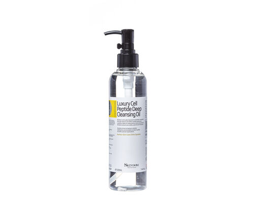 Luxury Cell Peptide Deep Cleansing Oil